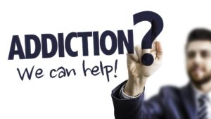 we can help addiction