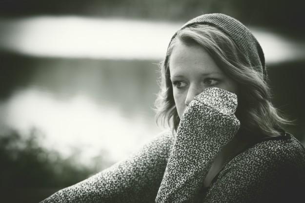 Depressed Woman1