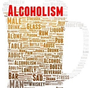 Alcoholism Word Cloud1