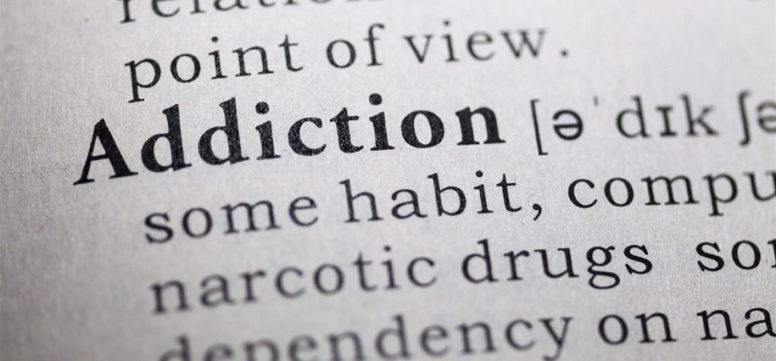 Definition Of The Word Addiction