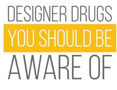 Designer Drugs You Should Be Aware Of