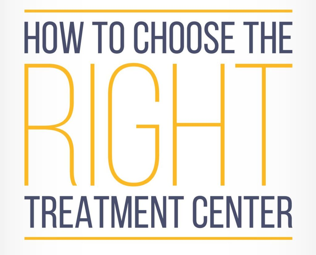 how to choose the right treatment center cover