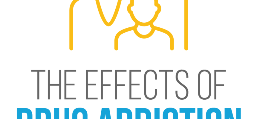 Infographic Drug Addiction Effects On Family