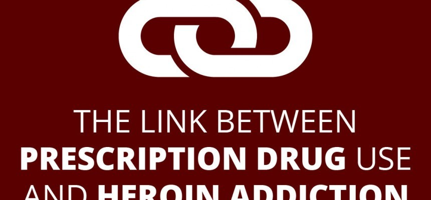 The Link between Prescription Drug Use and Heroin Addiction