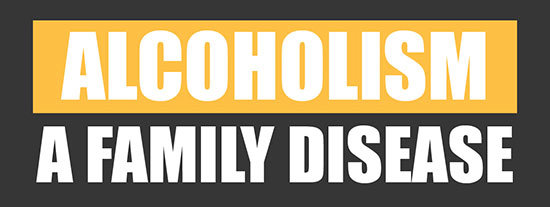 alcoholism a family disease