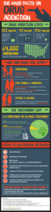 the hard facts on drugs infographic - summer house detox center